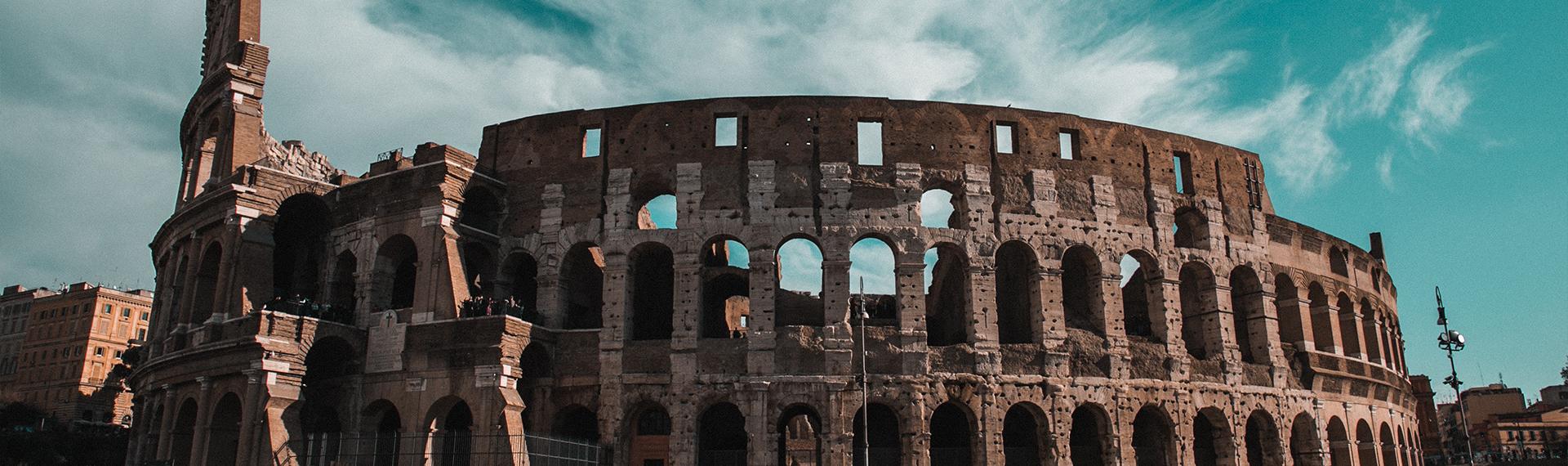 Colosseum | IATDMCT 2021 Rome