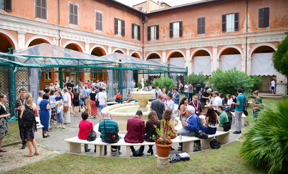 Welcome Cocktail 2 | IATDMCT 2021 Rome
